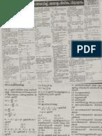 HSA Maths - Malayalam Medium - Education Exam 11.9.13 Code D