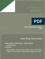dgd Array Java
