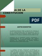 Defensa de La Constitucion