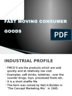 FMCG Profile