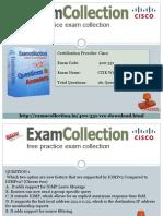 400-351 Confirmed exam Questions