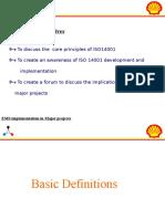 EmS Implmention Shell PPt