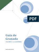 2. Guía de Granada.. Volumen 1 La Alhambra