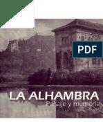 Granada - De Ciudad Palatina a Museo Las Gentes de La Alhambra (Juan Manuel Barrios Rozúa)
