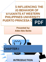 Thesis Ppt