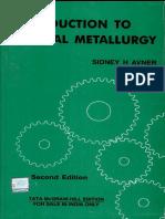 Introduction to physical metallurgy-avner. Pdf [9n0k5d9xxk4v].