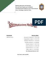 Informe Radiocomunicacion Gsm