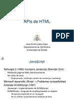 10 Apis HTML