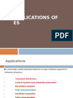 Applications of ES
