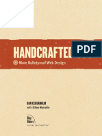 Hand Crafted CSS