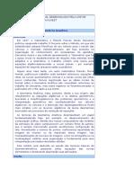 Textos e Apostilas Material Desenvolvido Pela Usp de Preparação Para a Fuvest