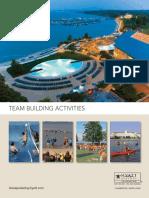 2012 Team Building Hyatt Chesapeake Bay