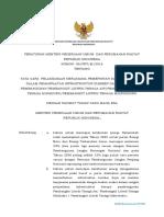 pltmh PermenPUPR09-2016