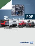 Modular Brake System En