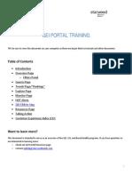 Gei Portal Training Revamp d15!8!16 16