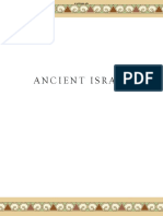 Ancient Israel (Collection of Oriental Institute University  of Chicago
