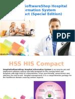 HSS Mini Hospital HIS