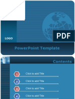Education Ppt Template 008
