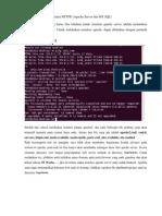 Instalasi WEB Server Dan HTTPS
