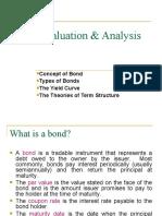 Bond Valuation & Analysis