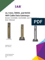 Netgear C6300BD User Guide