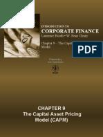 The Capital Asset Pricing Model (CAPM) Imp