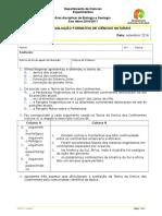 Ficha Formativa Deriva