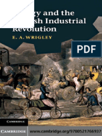 Energy and the English Industrial Revolution - Wrigley 2010