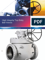 SWI Catalogue Top Entry Ball Valves1