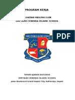 Program Kerja English Club