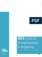 Guide.to.Doing.business.in.Argentina- La Mejor