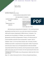 10-13-2016 ECF 1424 USA v A BUNDY et al - Motion for Reconsideration of Prelim Ruling Excluding Witnesses