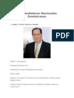 Emprendedores Nacionales Dominicanos