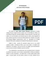 Biografía de Juan Camico