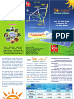 SOLARISM English Leaflet