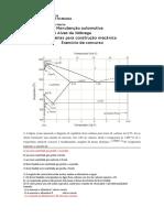 Exercicios de Concurso Diagramas ( COM Gabarito)