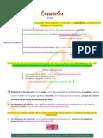 Tabla de Frecuencias y Representación Gráfica 2ESO