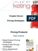 Kotler 11 Pricing Strategies1