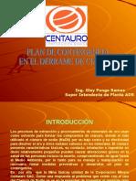 Plan de Contingencia Derrame de Cianuro 2009