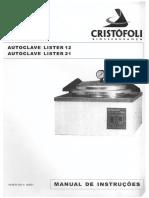Manual Lister 21
