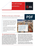Cold Storage Investment Perspectives Jll Nov2014