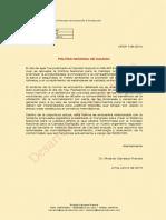 Política Nacional de la Calidad - 2014.pdf