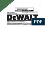 Dewalt Drill System