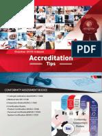 Accreditation Tips - October 2016  English version
