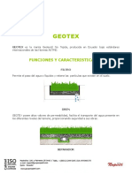 Catalogo Funciones GEOTEX 2012