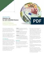 Gx Deloitte Lab Sap s4 Hana Financ