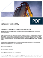 Industry Glossary _ Gas Strategies