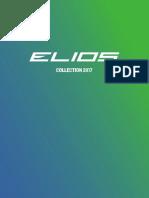 ELIOS LIFESTYLE 2017 brochure