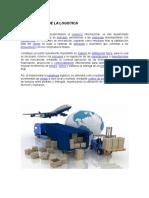 Introducción de La Logistica Jm