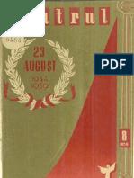 Revista Teatrul, nr. 8, anul IV, august 1959